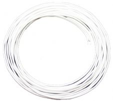 Door Bell Wire White 10 Metre Length